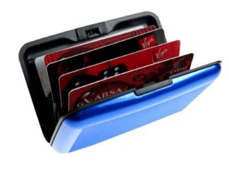 Credit card holders