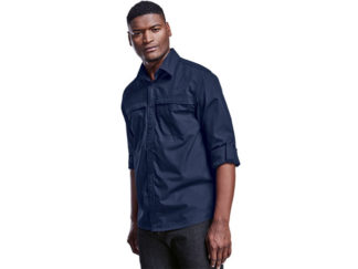 Barron Anti-Mozzie Mens Lounge Shirt