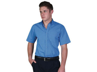 Cameron Short Sleeve Check Shirt