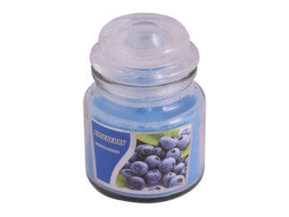 Scented Candle In Jar